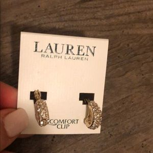 Lauren Ralph Lauren earrings